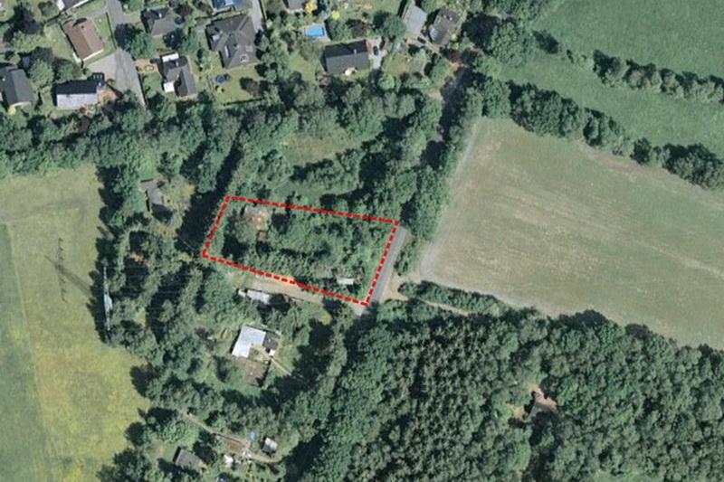 Grundstück in Ortsrandlage zur land- bzw. forstwirtschaftlichen Nutzung / Bebauung