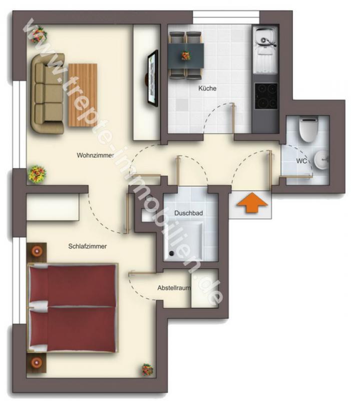 Zimmer Wohnung Itzehoe