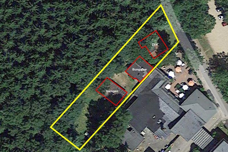 HANDWERKER aufgepasst, RARITÄT *2 Häuser mit 3 Wohnungen in einzigartiger Waldrandlage*