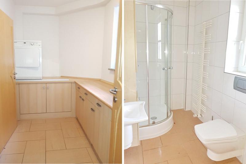 Hauswirtschaftsraum / WC