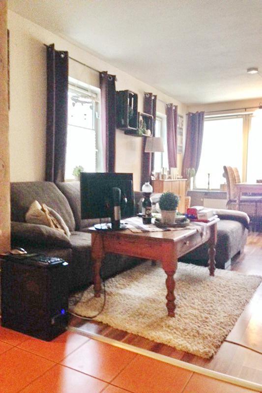 Wohnbereich Wohnung 1
