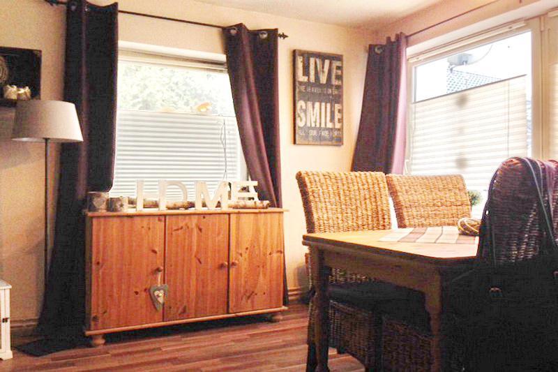 Essbereich Wohnung 1