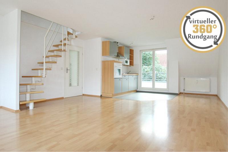 TOP-Moderne 72 m² Maisonettewohnung mit sonniger Loggia!