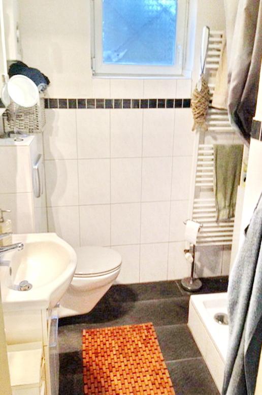 Duschbad Wohnung 1