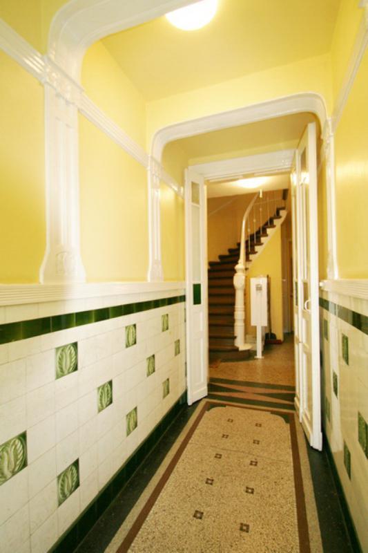 Zugang zum Treppenhaus