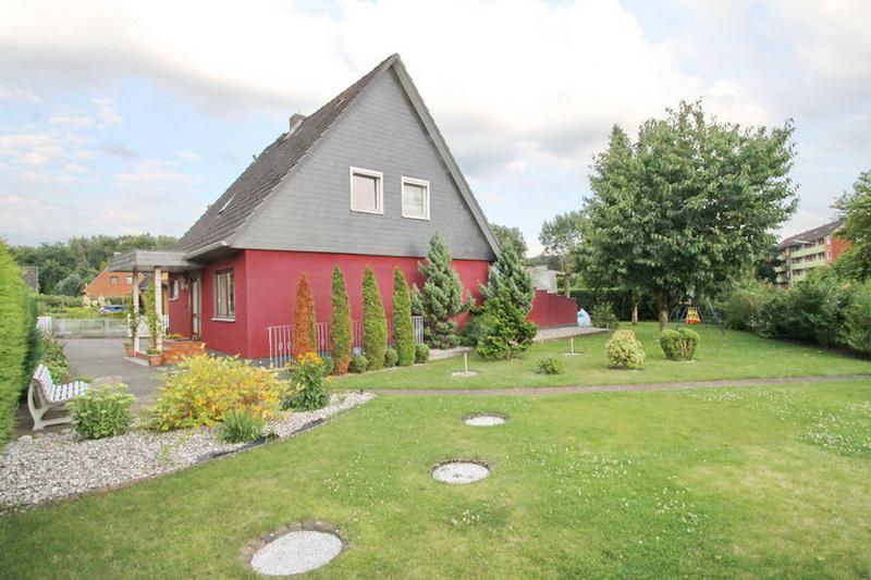 145 m² Haus in familienfreundlicher Wohngegend in Trappenkamp