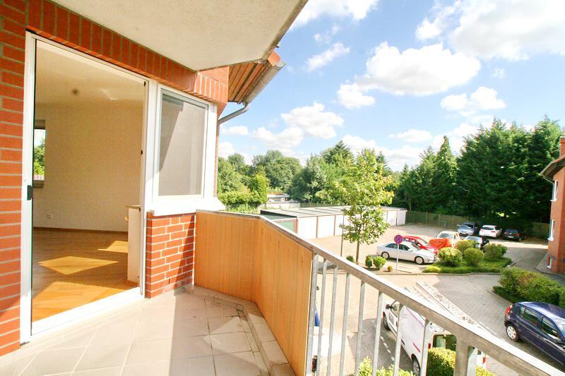 Moderne 2-Zimmer Wohnung mit sonniger Loggia, Stellplatz und Keller