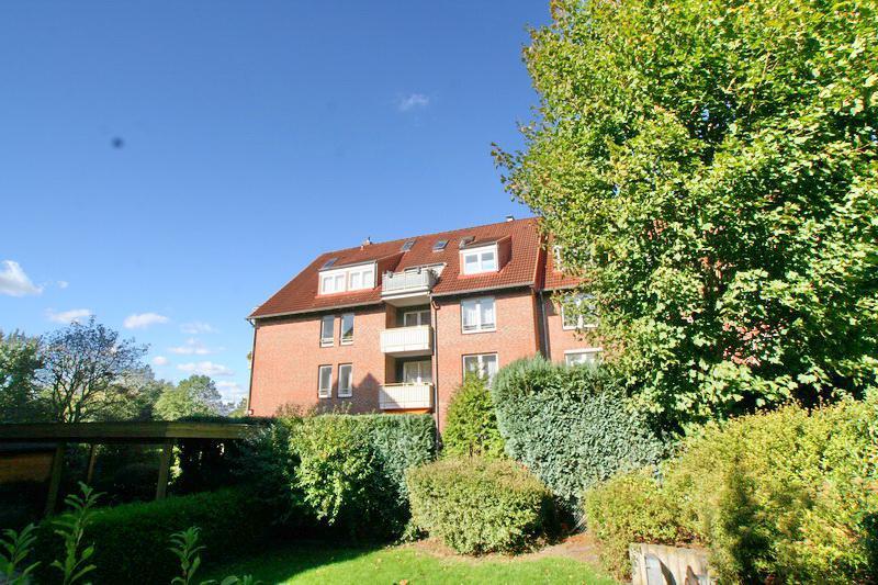 Schicke 3 Zi.-Wohnung in TOP-Lage im Hamburger Randgebiet Neu Wulmstorf !