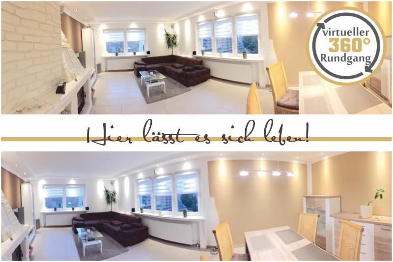 150m² Eigentumswohnung + 85m² Hobbyhaus!