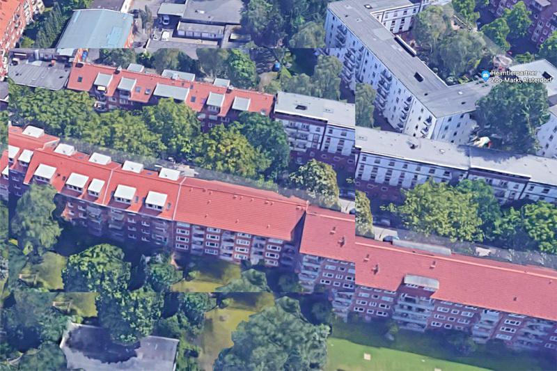 Renditeimmobilie mit Potential im aufstrebenden Hamburger Stadtteil Barmbek-Süd !