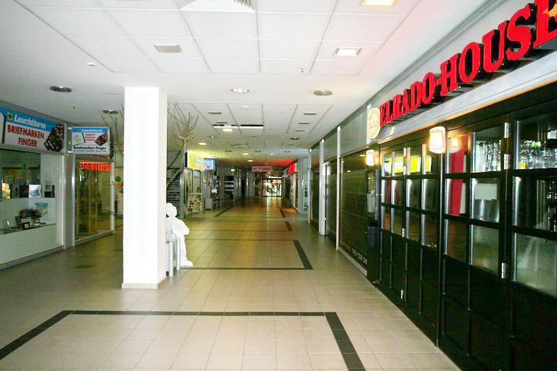 Einkaufspassage