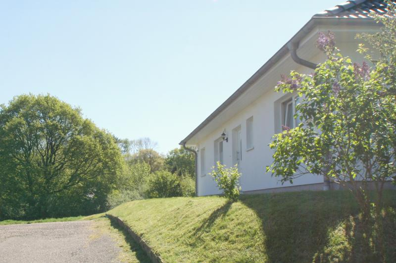 """Wohnen in der waldreichen """"Dithmarscher Schweiz"""""""