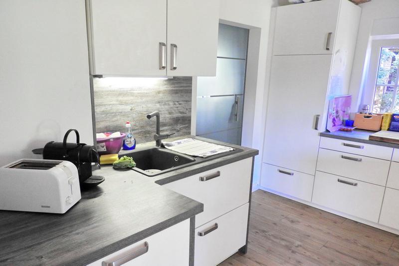 Haus 1 - offene Küche