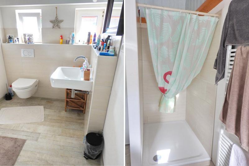 Haus 1 - Duschbad