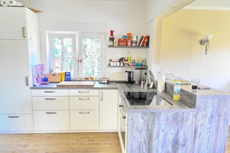 Haus 1 offene Küche