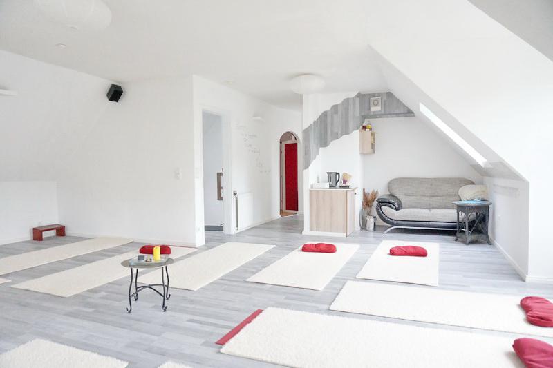 Wohnraum im OG (als Einl.whg. nutzbar)