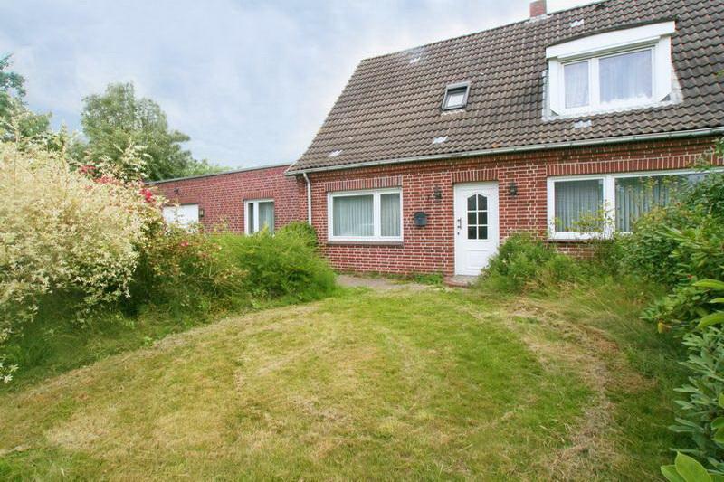 WOW * Urlaubsfeeling 24/7 in Barlt an der Nordsee + 0,2 ha Bauland * WOW