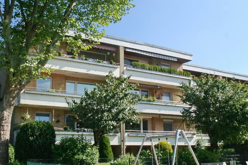 Hier ist Ihr Geld gut aufgehoben - Optimale Wohnung in Top-Lage in Henstedt-Ulzburg !