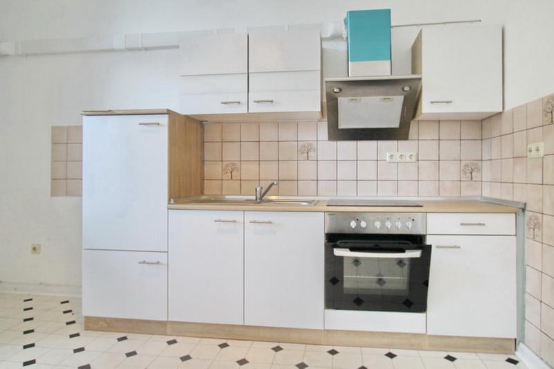 Küche (Wohnung 5)