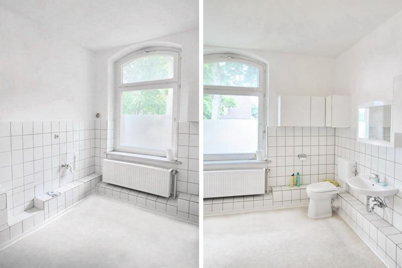 Badezimmer (Wohnung 5)
