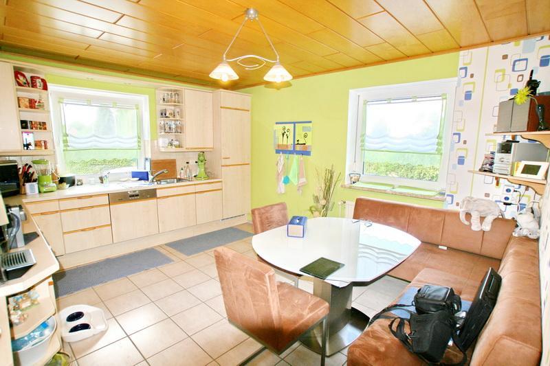 Küche - Haupthaus