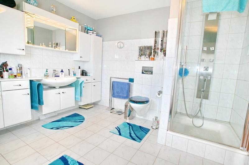 Badezimmer - Haupthaus