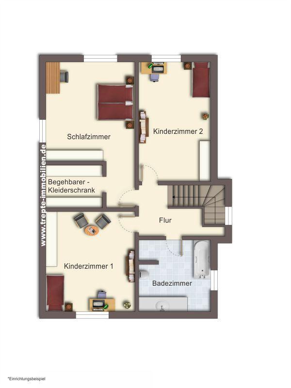 Grundriss Obergeschoss -haus-1