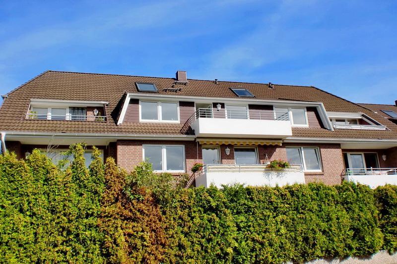 Kapitalanleger aufgepasst - Terrassenwohnung in Top-Lage von Henstedt-Ulzburg